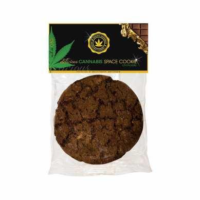 Cookie Chocolat space CBD 2%