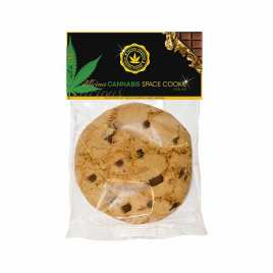Cookie vanille space CBD 2%