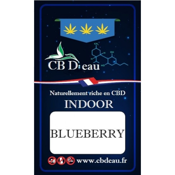 Infusion chanvre au CBD ≈ 5% BERRY Greenhouse