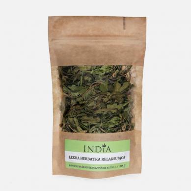 Thé léger au chanvre - 15 g