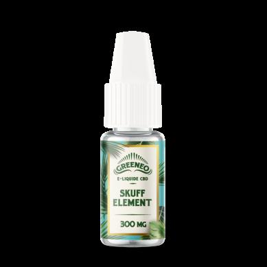 E-liquide Skuff element CBD GREENEO