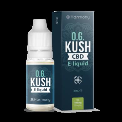 E-liquide CBD OG Kush