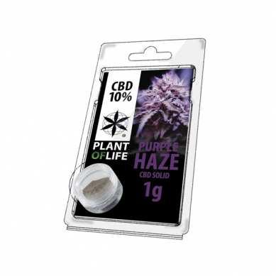CBD SOLIDE 10% PURPLE HAZE