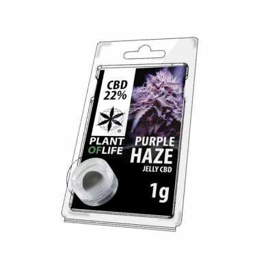 JELLY AU CBD 22% PURPLE HAZE