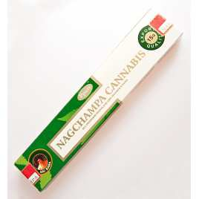 Encens parfumée au cannabis 15 g