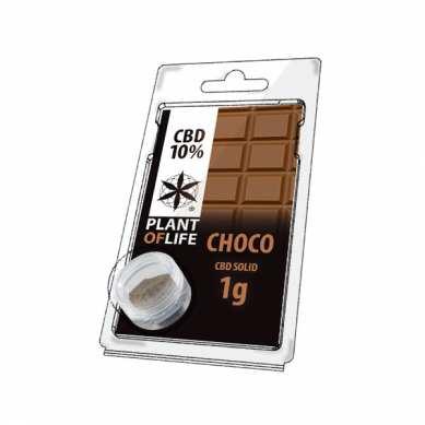 CBD SOLIDE 10% Chocolate