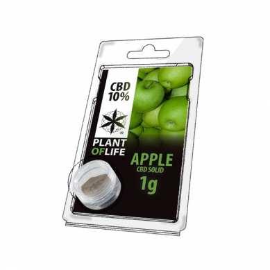 CBD SOLIDE 10% FRUIT Apple