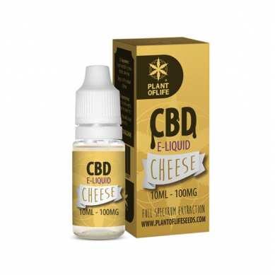 E-liquide CHEESE 100mg de CBD