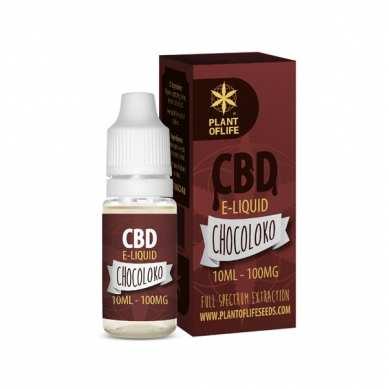 E-liquide CHOCOLOKO 100mg de CBD