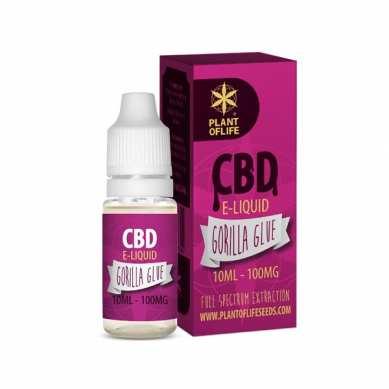 E-liquide GORILLA GLUE 100mg de CBD