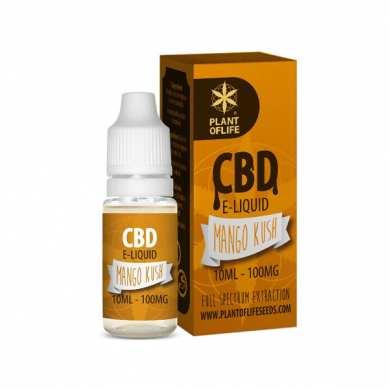 E-liquide MANGO KUSH 100mg de CBD