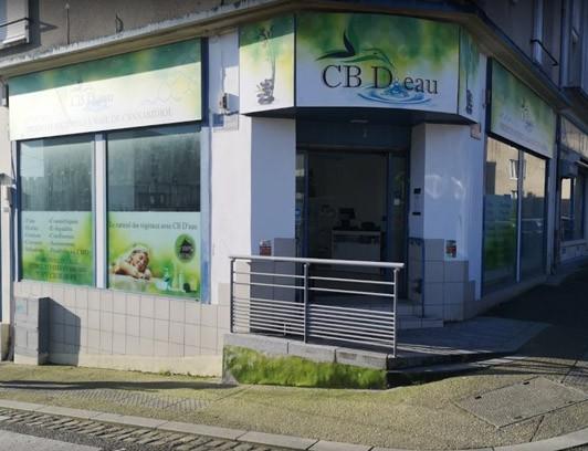 Magasin CBD Brest CB D'eau