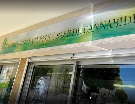 Magasin CBD, Saint-Denis Réunion CB D'eau