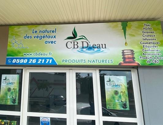 Magasin CB D'eau Guadeloupe