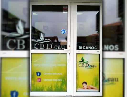 Magasin CBD Biganos CB D'eau