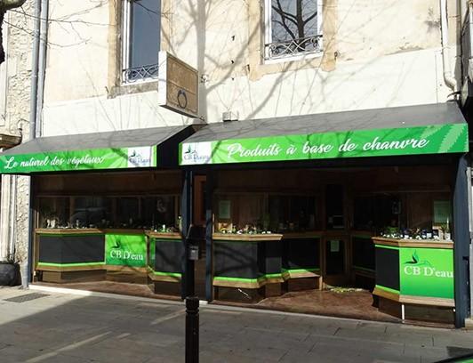 CBD Châteaurenard