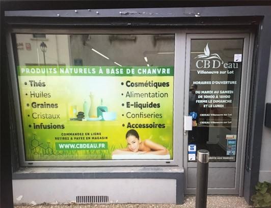 CBD Villeneuve sur Lot